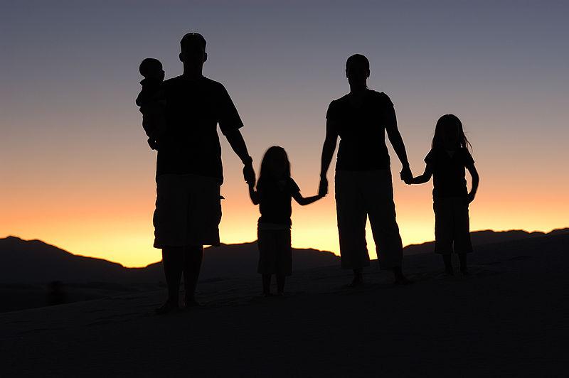 O papel da família Jesus