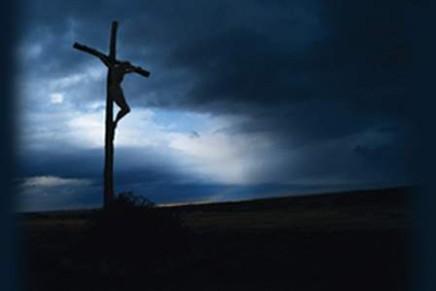 As palavras de Jesus na cruz